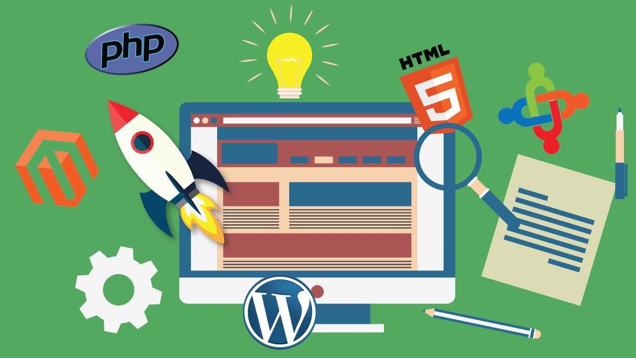 Website Development, PHP Training Company vadodara