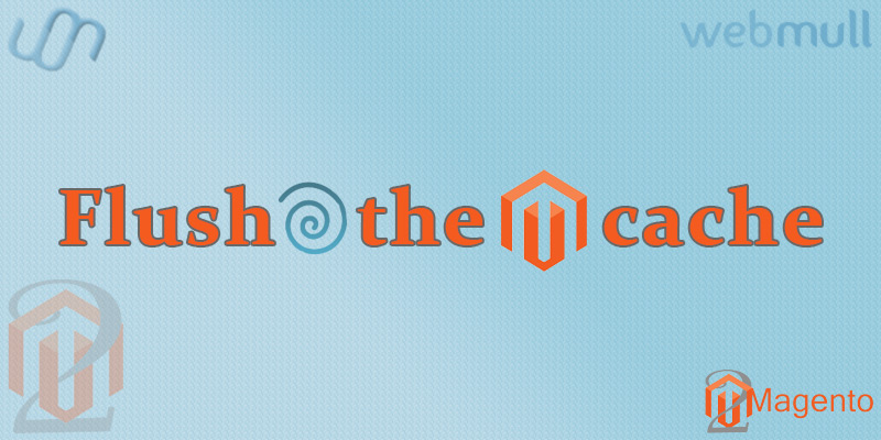 Flush the cache using Command Line in magento 2