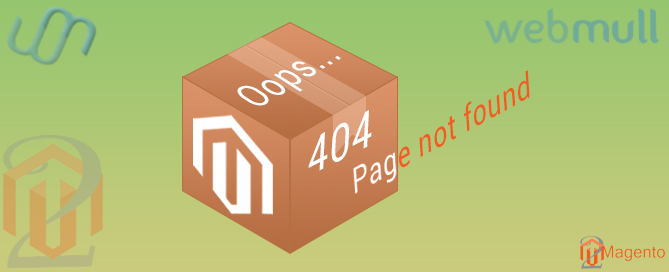 How to add 404 page in module