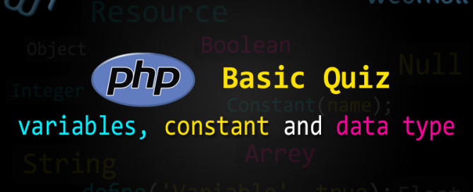 PHP-Basics-Quiz-questions-for-Variables-Constant-and-data-type
