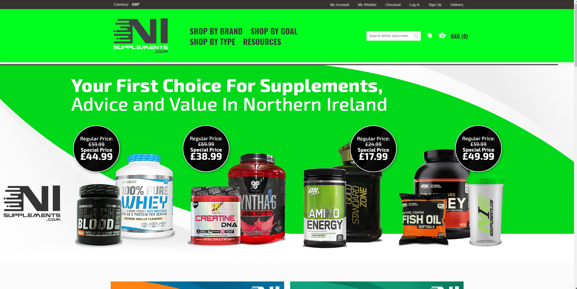 NI Supplements